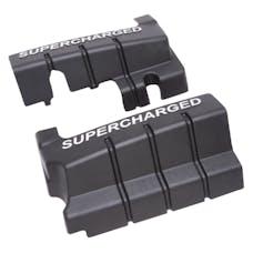 Edelbrock 41114 Aluminum Coil Cover Kit Hemi Supercharger