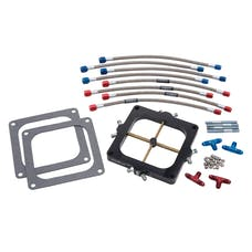 Edelbrock 70015 Nitrous Plate Kit