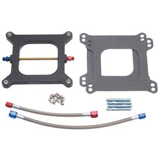 Edelbrock 70060 RPM Squareflange Plate Half Kit