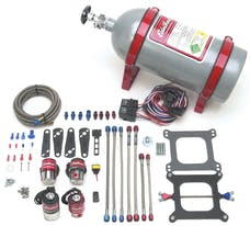 Edelbrock 70082 Performer RPM II Dual-Stage Nitrous Plate System