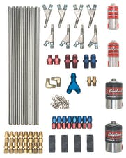 Edelbrock 71848 Super Victor Direct Port Nitrous Kit