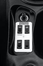Edelbrock 72283 Nitrous Power Switch Panel Kit
