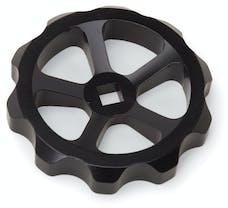 Edelbrock 72352 Billet Handwheel for Nitrous Bottle Valves