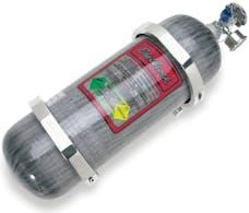 Edelbrock 72623 Nitrous Bottle Brackets