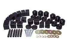 Energy Suspension 1.4102G BODY MOUNT SET 1in. LIFT
