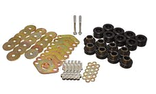 Energy Suspension 2.4111G Body Mount Set with hardware