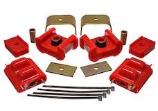 Energy Suspension 3.1124R Complete Engine & Transmission Mount Set