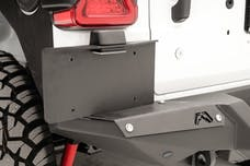 Fab Fours, Inc M4550-1 Rear Bumper License Plate Bracket
