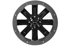"Fab Fours, Inc SL2404-1 24"" Wheel Ring 'BASIK' 4PK"