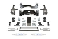 Fabtech K7054 6in. BASIC SYS W/C/O SPACERS/PERF RR SHKS 2016 TOYOTA TUNDRA 2/4WD