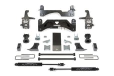 Fabtech K7054M 6in. BASIC SYS W/C/O SPACERS/STEALTH RR 2016 TOYOTA TUNDA 2/4WD