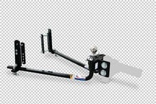 Fastway 94-00-1033 10K RB No Shank e 2-point sway control hitch