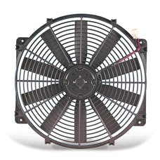 "Flex-A-Lite 118 Fan Electric 16"" single LoBoy puller w/o controls"
