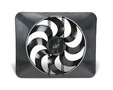 "Flex-A-Lite 188 Fan Electric 15"" single shrouded puller universal w/o controls"