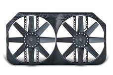 Flex-A-Lite 35024 Electric Fan 350 with 24V motor Variable Speed Control