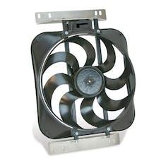 "Flex-A-Lite 684 Fan Electric 15"" single s-blade shrouded puller w/o controls"