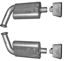 Gibson Performance Exhaust 618002 Gibson Exhaust System Kit