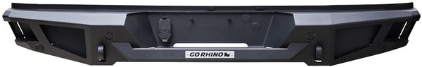 Go Rhino 28173T BR20 Series Rear Bumper Replacement (Textured Powder Coat Finish)