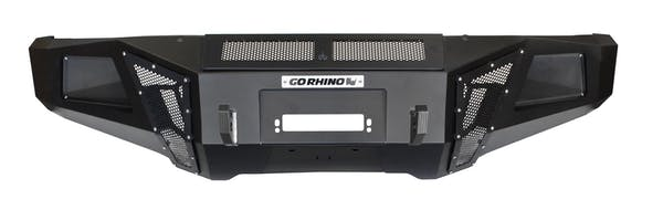 Go Rhino 24373T BR10.5 Series Winch-Ready HD Front Bumper Replacement (Textured Powder Coated)