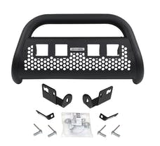 Go Rhino 55654T RC2 LR - 4 lights - Complete kit: Front guard + Brackets