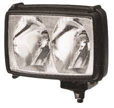 Hella Inc 006991653 AS 115 Double Beam Halogen Work Lamp (LR) 12V