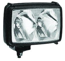 Hella Inc 006991654 AS 115 Double Beam Halogen Work Lamp (LR) 12V (bulk packaging)