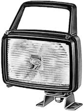 Hella Inc 006991663 AS 115 Double Beam Halogen Work Lamp (CR) 12V