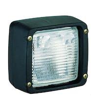 Hella Inc H15506097 Ultra Beam Halogen Flush Mount Work Lamp (CR) 24V