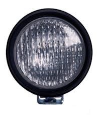 Hella Inc H15986021 Rubber Halogen 4.75 Work Lamp (CR)