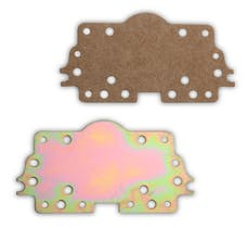 Holley 108-122 Secondary Sealing Plate