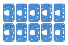 Holley 108-198 Metering Block Gaskets 3 Circuit 10pk