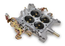 Holley 112-9 Throttle Body and Shaft
