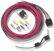 Holley 12-753 FUEL PUMP RELAY KIT
