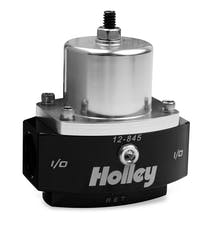 Holley 12-845 Carbureted Regulators