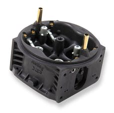Holley 134-325 XP REPLACEMENT MAIN BODY HC GRAY 950