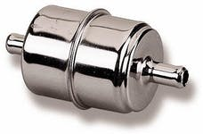 Holley 162-523 Chrome Fuel Filter