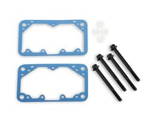 Holley 26-124BK Fuel Bowl Screw and Gasket Kit