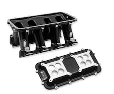 Holley 300-114BK Tunnel Ram Intake Manifolds