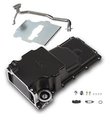 Holley 302-2BK Holley Oil Pans and Accesories