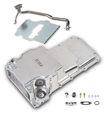 Holley 302-2P Holley Oil Pans and Accesories