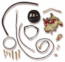 Holley 45-224 ELEC CHOKE KIT,EXTERNAL VACUUM