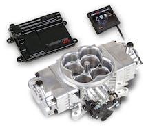Holley 550-440 Terminator Stealth EFI Kit, Shiny