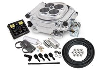 Holley 550-510K TBI Master Kit, Polished