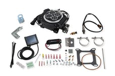 Holley 550-511K TBI Master Kit, Black