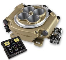 Holley 550-516 Sniper EFI Kit - Gold