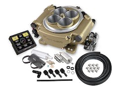 Holley 550-516K Sniper TBI Master Kit - Gold