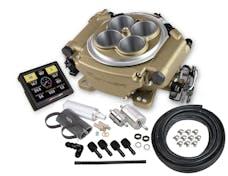 Holley 550-516K Sniper TBI Master Kit - Gold