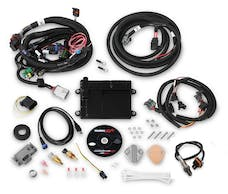 Holley 550-606 MPFI HP ECU and Harness Kit