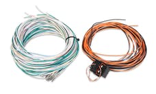 Holley 558-404 J4 Connector and Harness