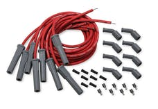 Holley 561-112 Universal LS Plug Wire Set For OE Coils